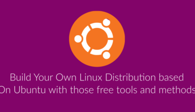 Create a Linux Distribution