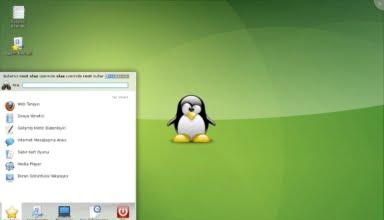 Slax Desktop with KDE