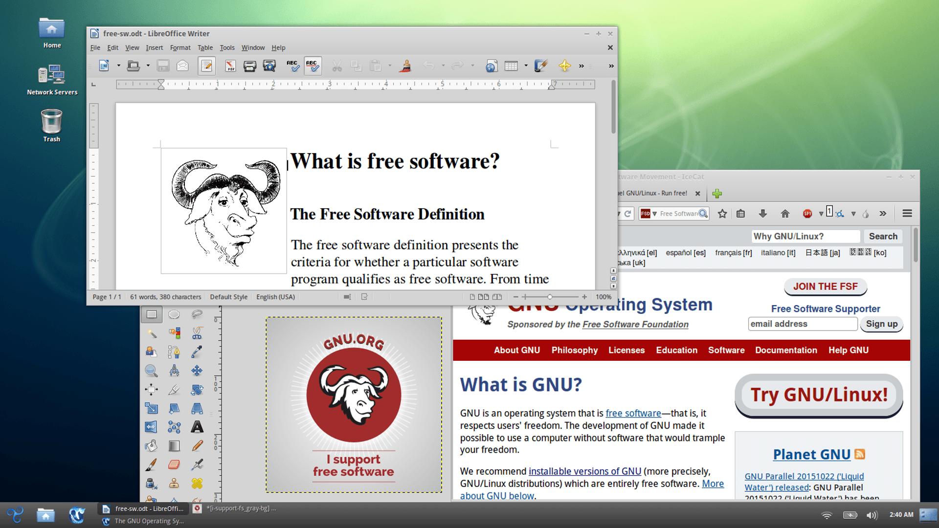 Linux Distribution Components