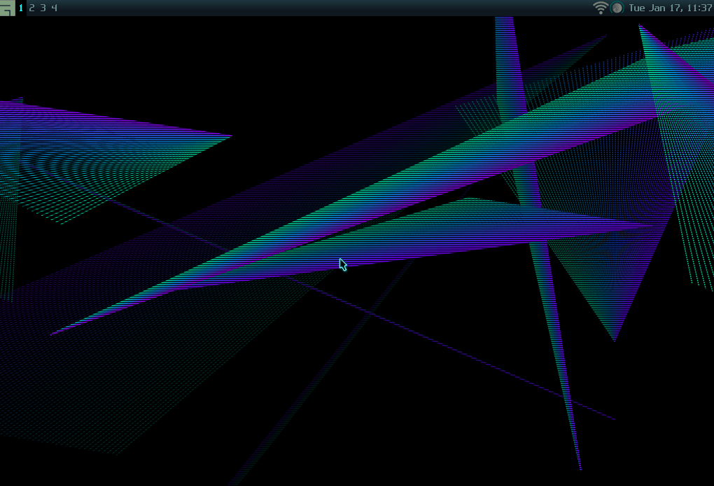 GoboLinux 016 Desktop