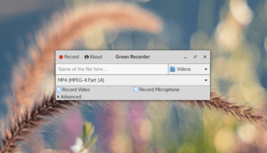 Green Recorder, Linux recorder