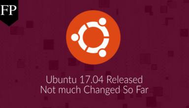Ubuntu 17.04 5 April 13, 2017