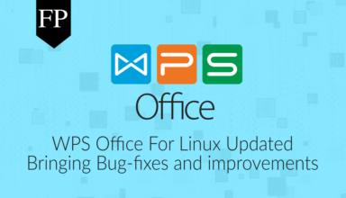 WPS Office For Linux 1 June 18, 2017
