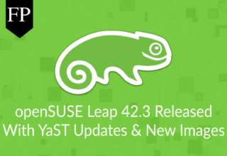 opensuse 42.3 110 July 26, 2017