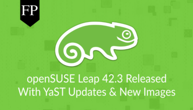 opensuse 42.3 6 July 26, 2017