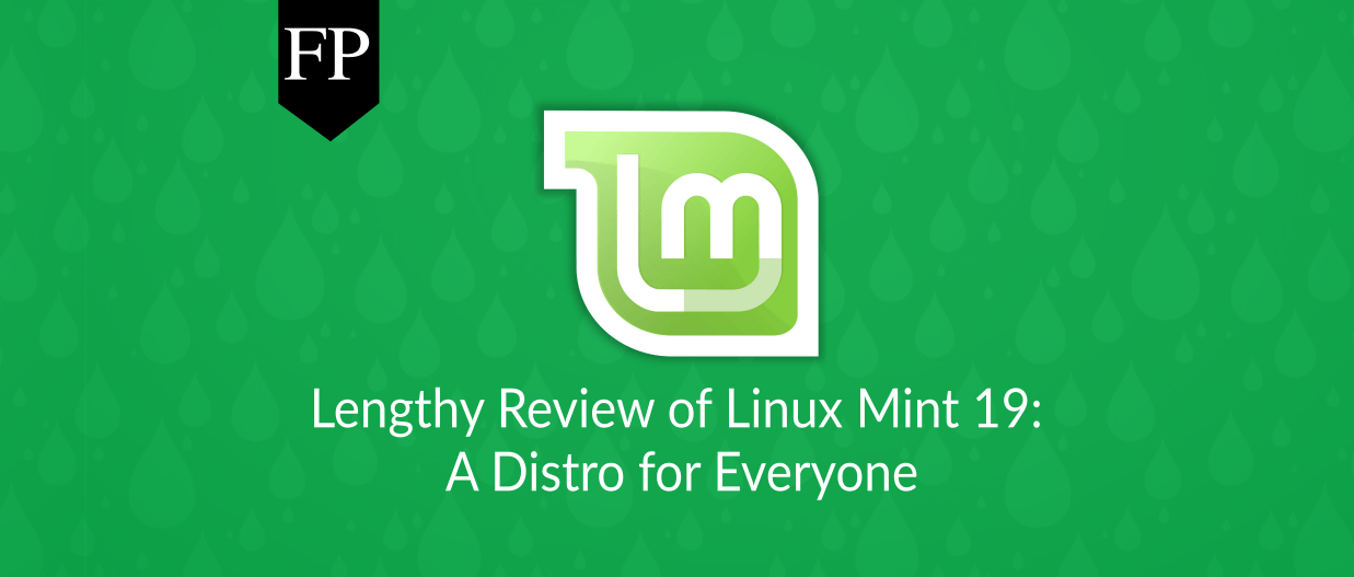 linuxmint-19-review