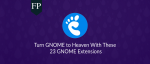 gnome extensions 55 December 24, 2018