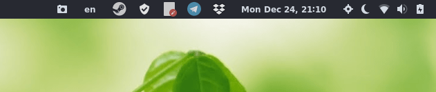 gnome extensions 26 December 24, 2018