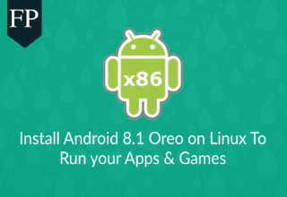 android 8.1 oreo on linux 10 February 17, 2019
