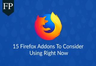 firefox addons 31 February 8, 2019