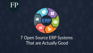 7 Open Source ERP Systems That are Actually Good 75