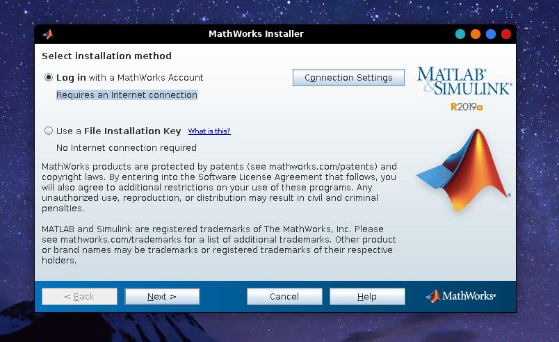 install matlab on linux 47 June 6, 2019