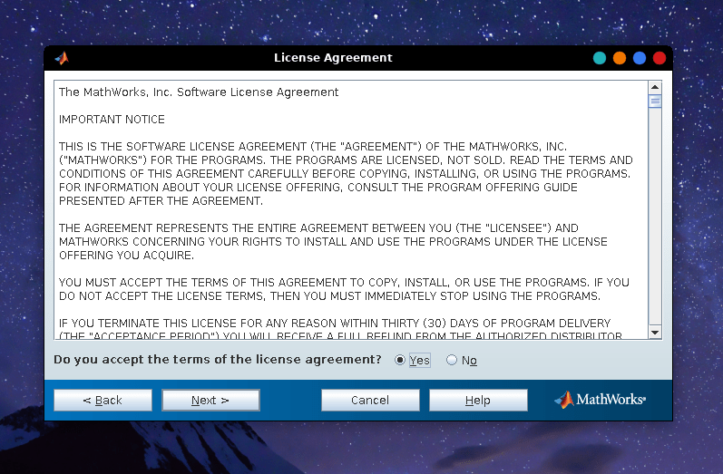 install matlab on linux 5 June 6, 2019
