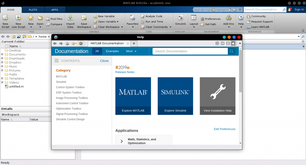 You can Easily Install Matlab on Linux for a While Now 45