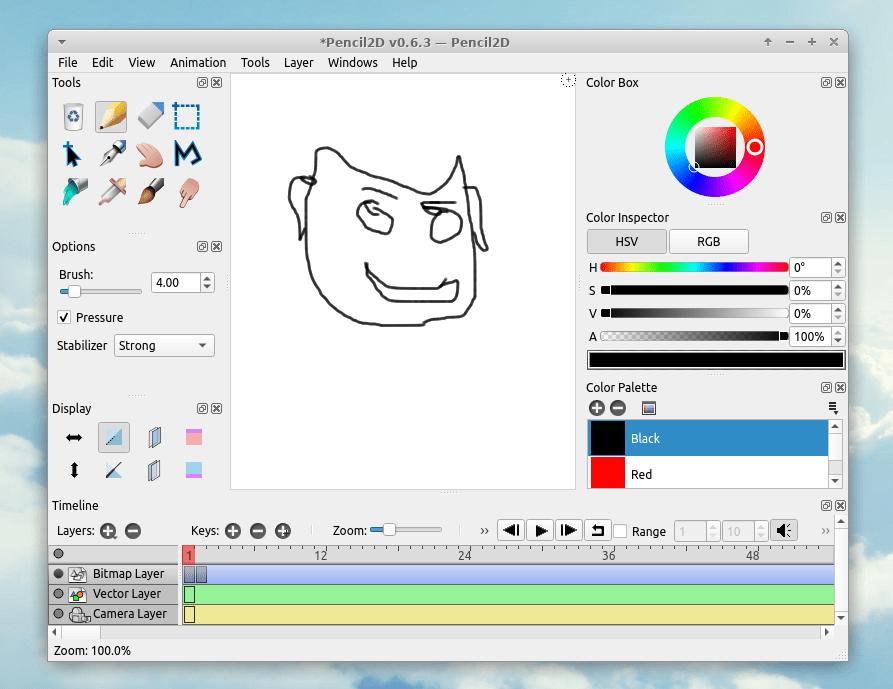 Open Source 2D Animation Software 9 June 26, 2019
