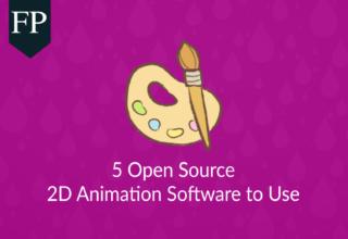 Open Source 2D Animation Software 43 June 26, 2019