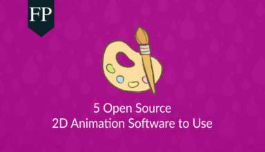 5 Open Source 2D Animation Software to Use 59