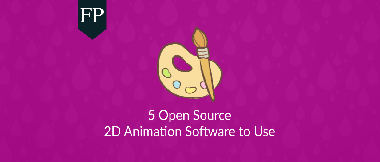 Open Source 2D Animation Software 203 June 26, 2019