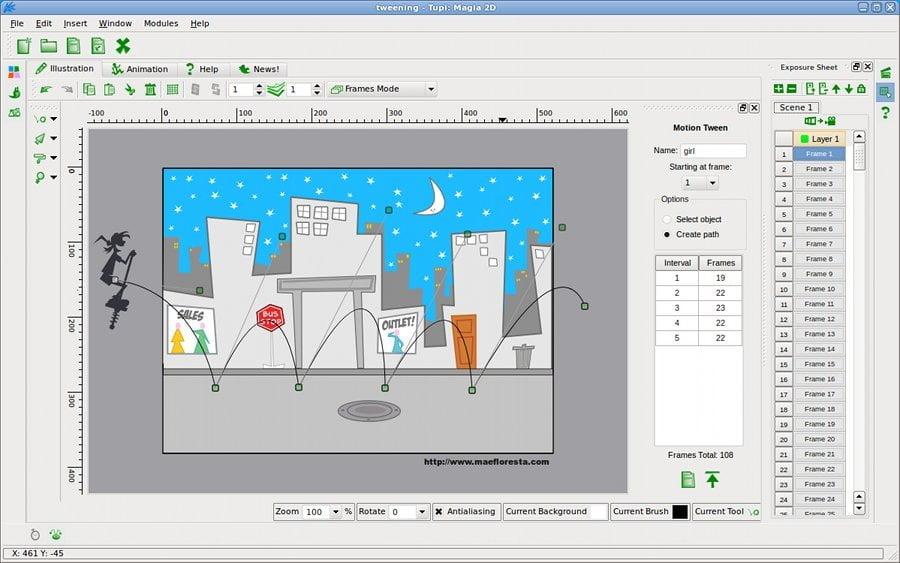 Open Source 2D Animation Software 7 June 26, 2019
