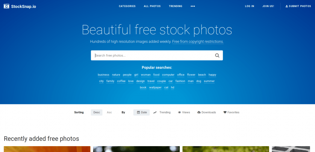 5 Places to get Open Source/Royalty Free Images 15