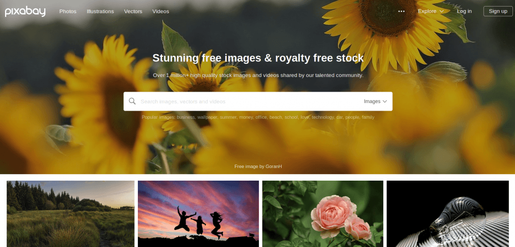 5 Places to get Open Source/Royalty Free Images 17