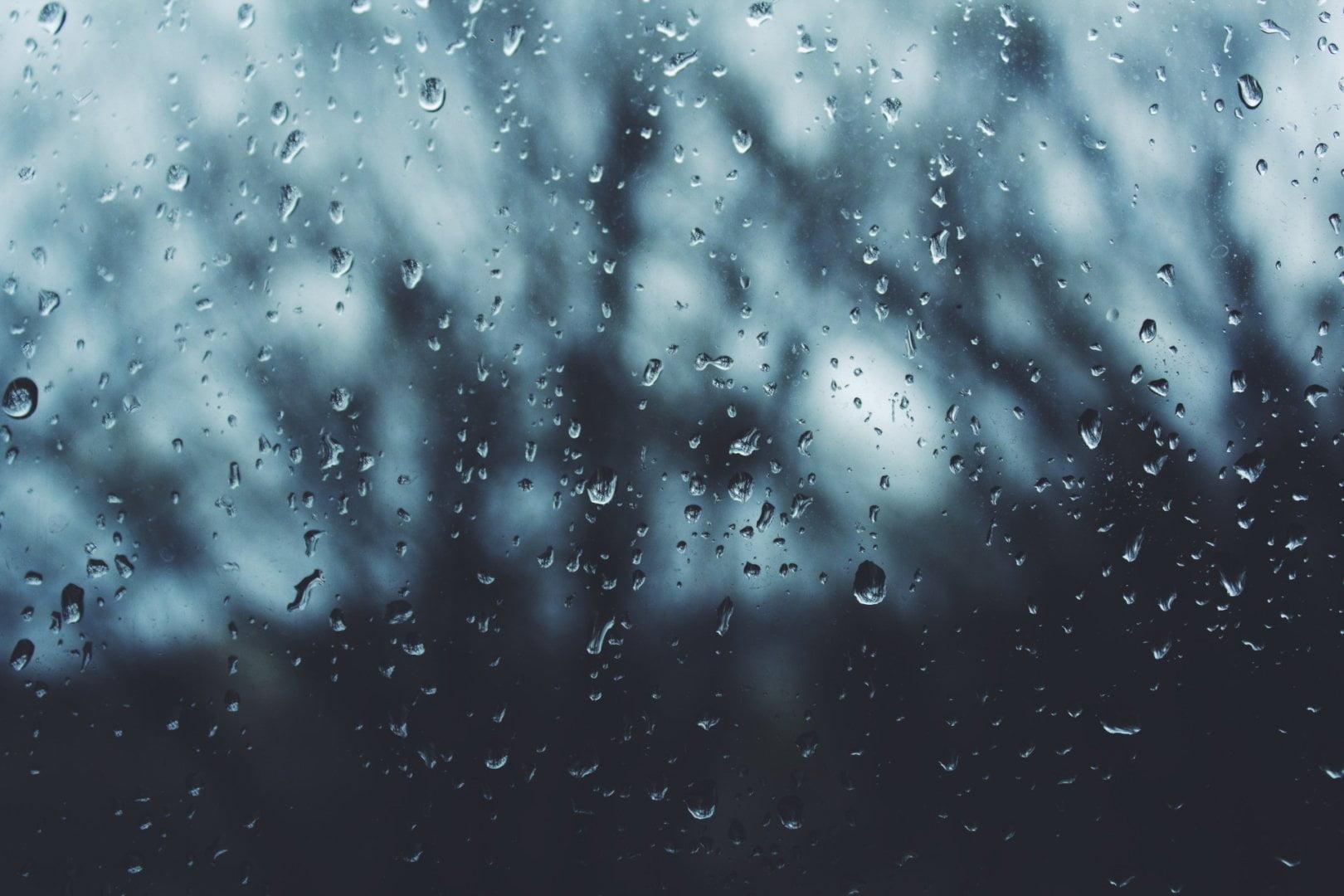9 rainy mood