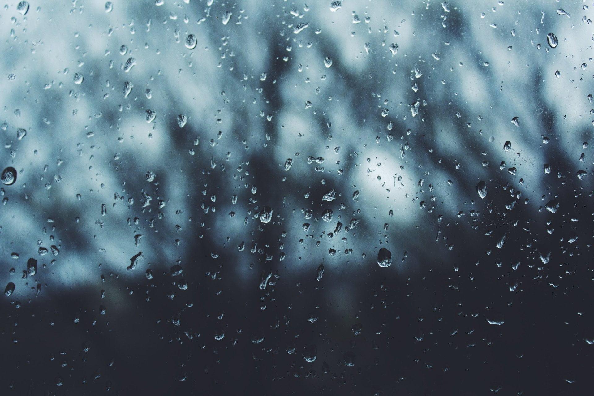 7 rainy mood
