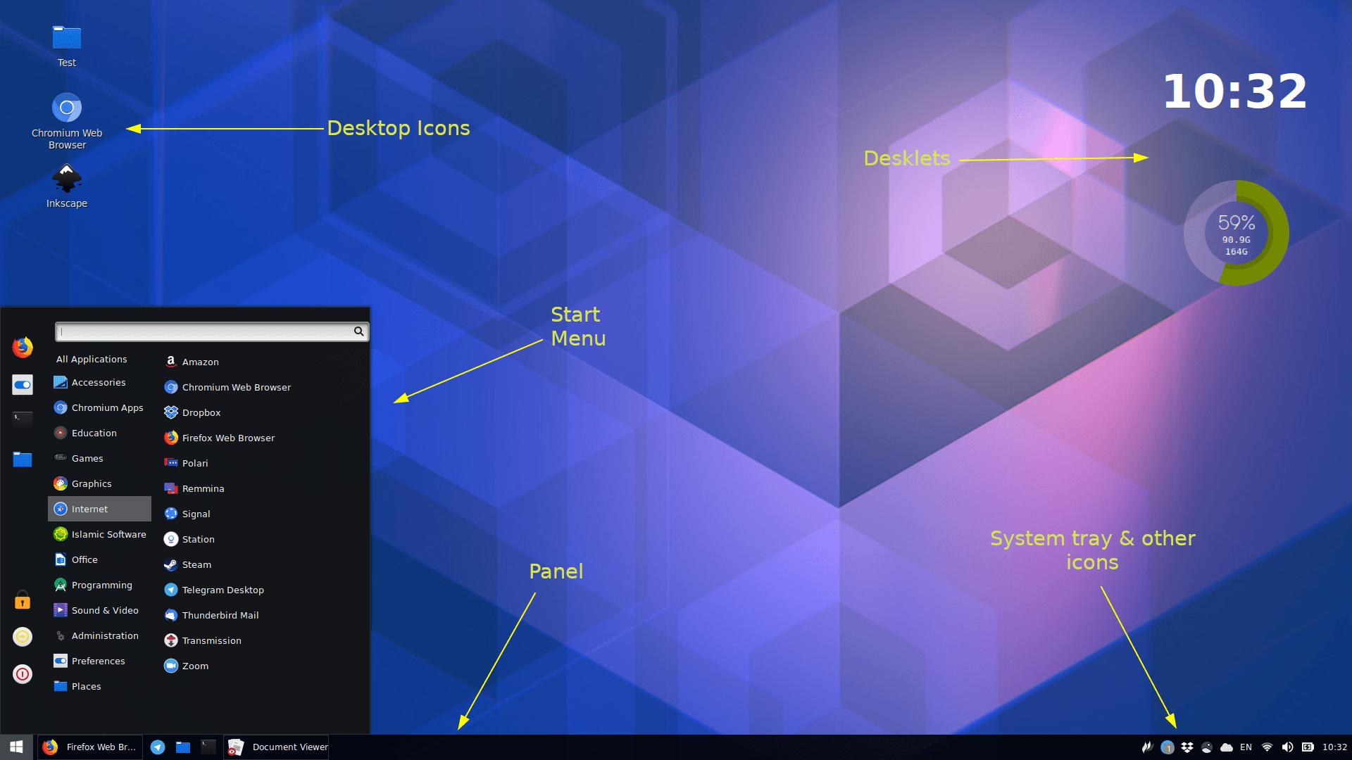 A Dive Inside Cinnamon, an Overlooked Linux Desktop 23