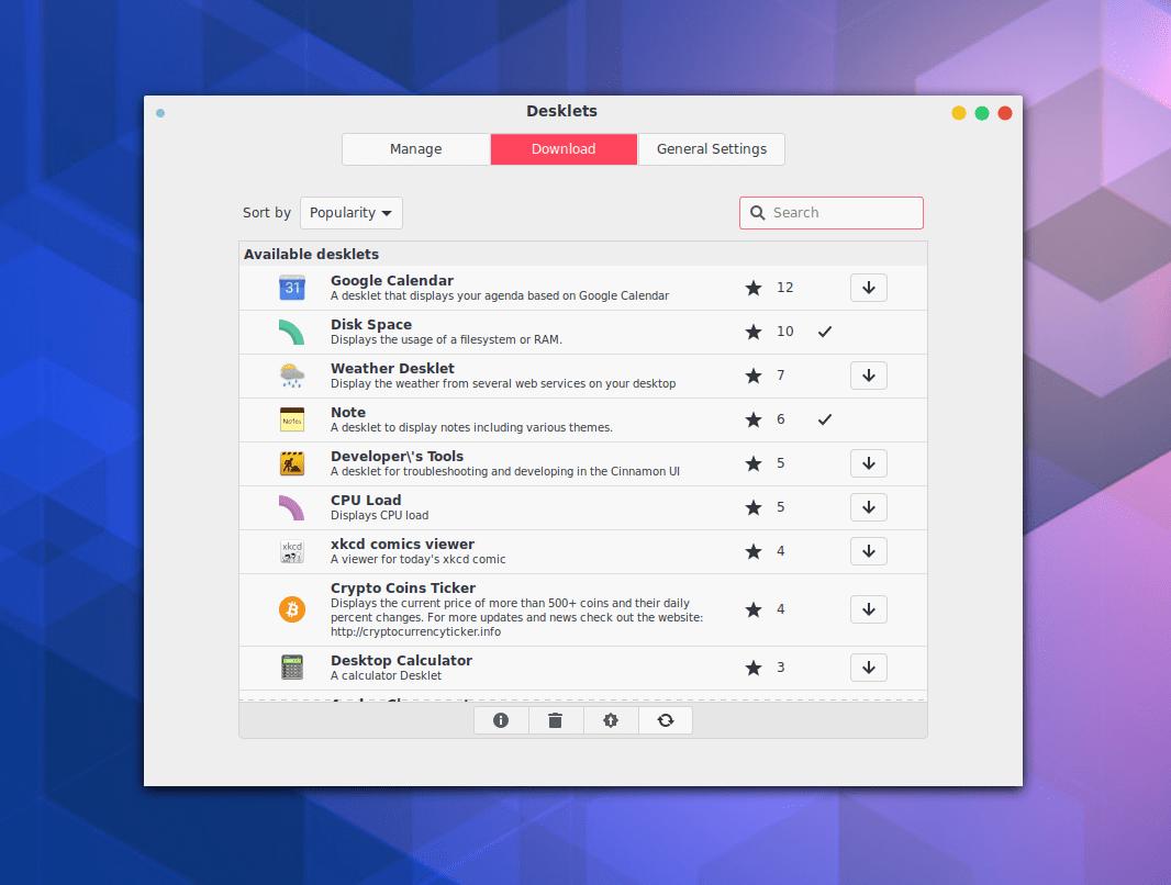 A Dive Inside Cinnamon, an Overlooked Linux Desktop 33