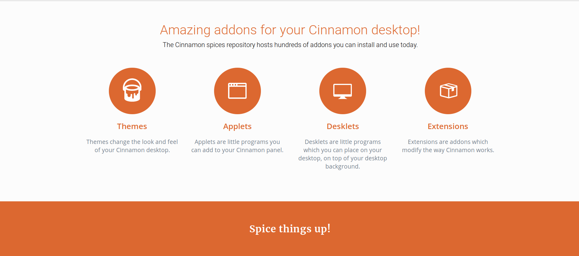 A Dive Inside Cinnamon, an Overlooked Linux Desktop 41