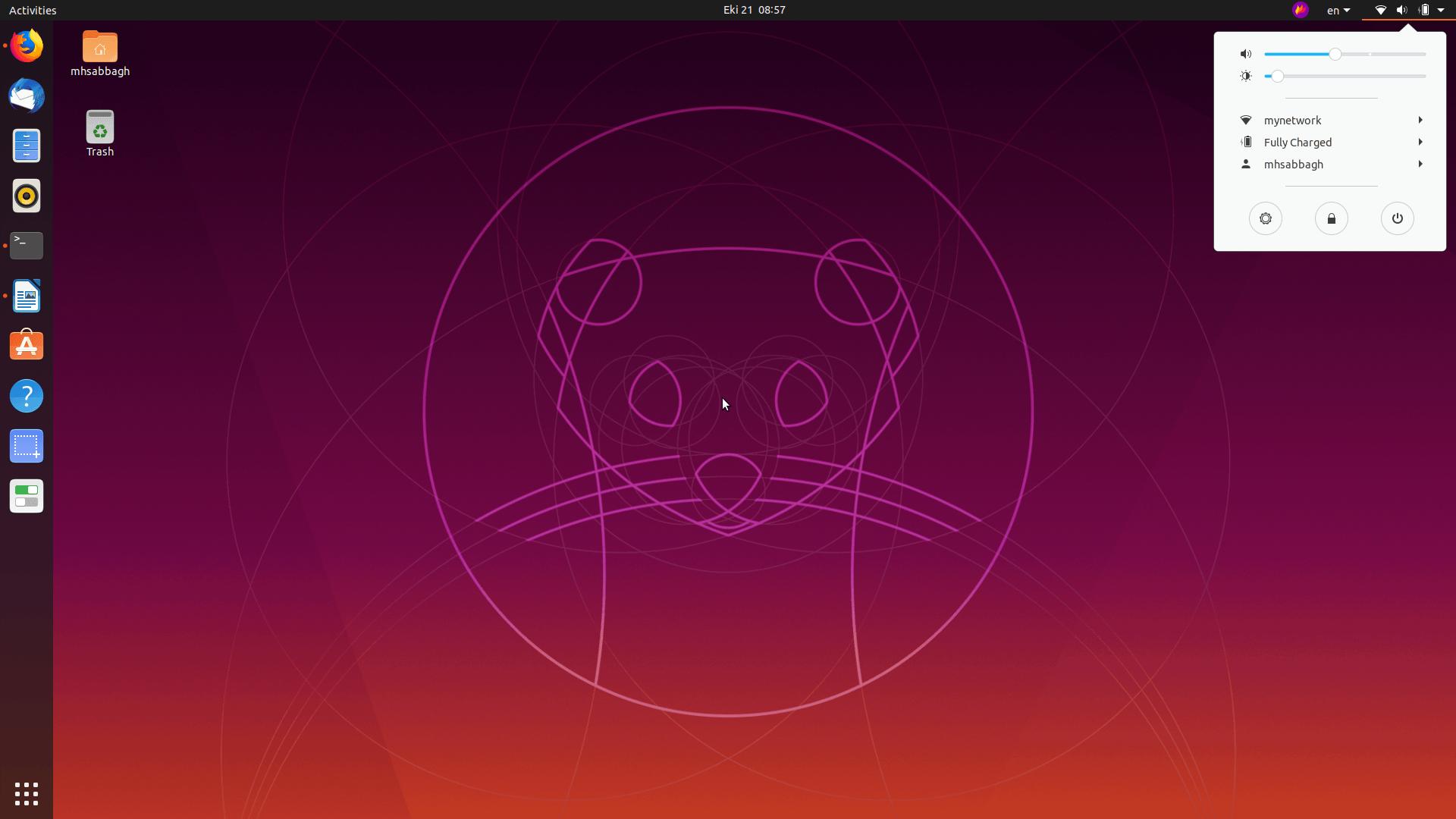 Ubuntu 19.10 Review: Another Retrofitting Release 29