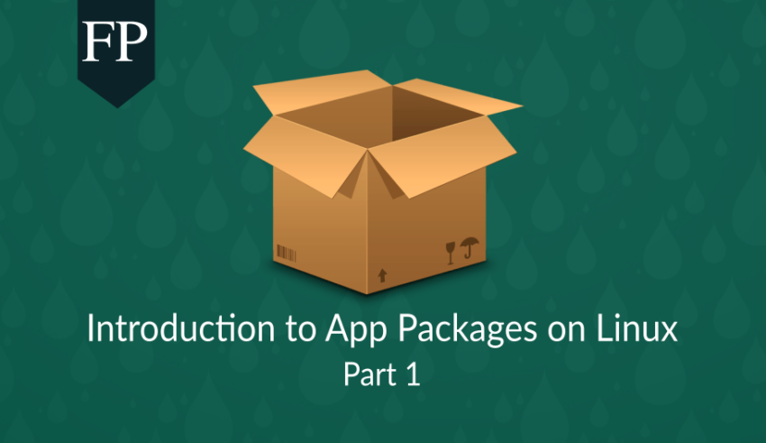 Introduction to App Packages on Linux 7