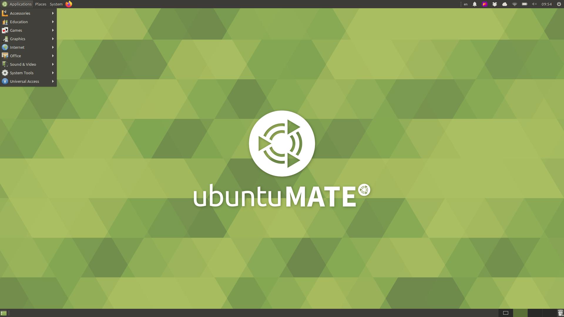 Ubuntu mate 19.10 5 December 22, 2019