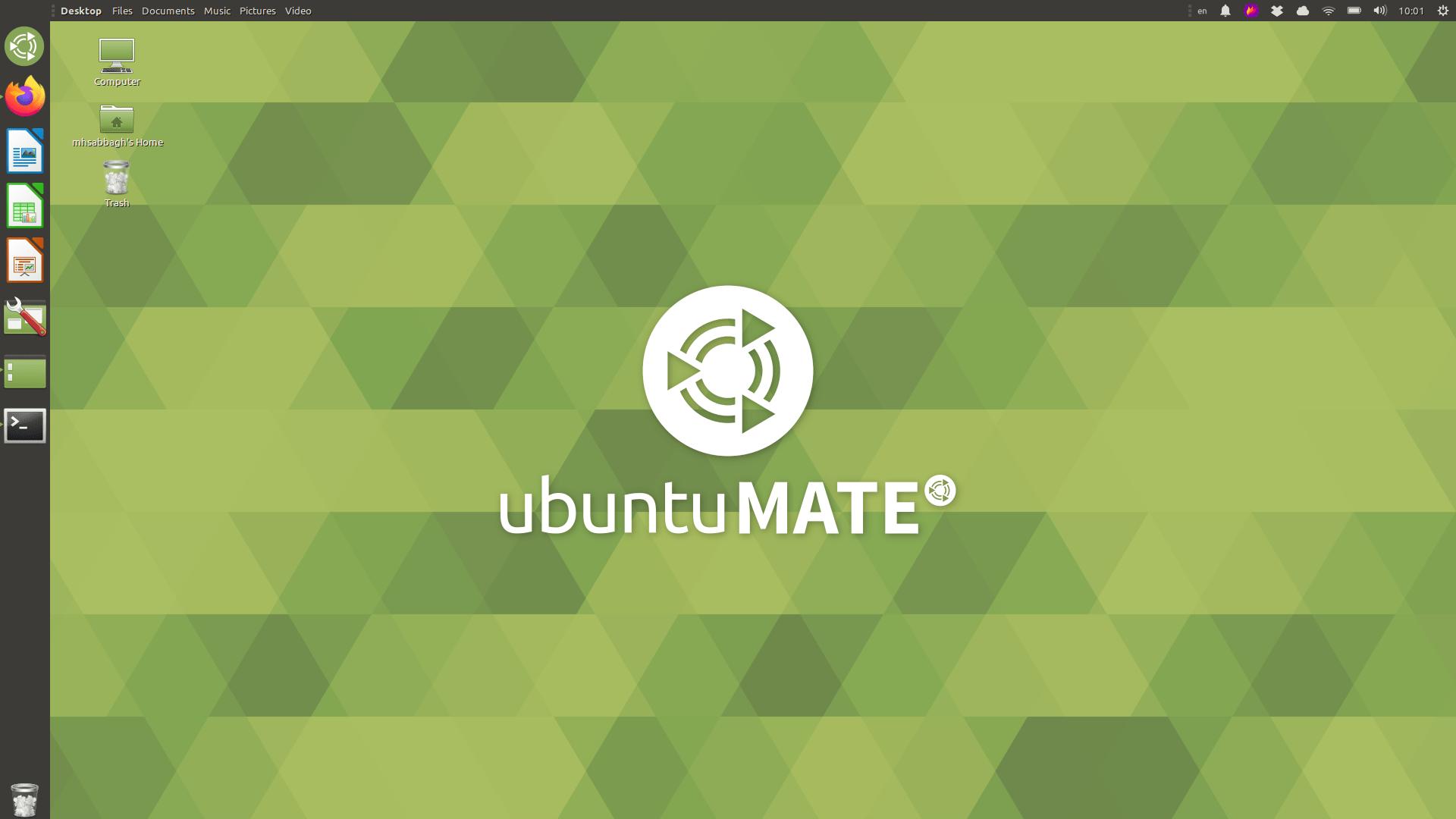 linux 1 January 12, 2020