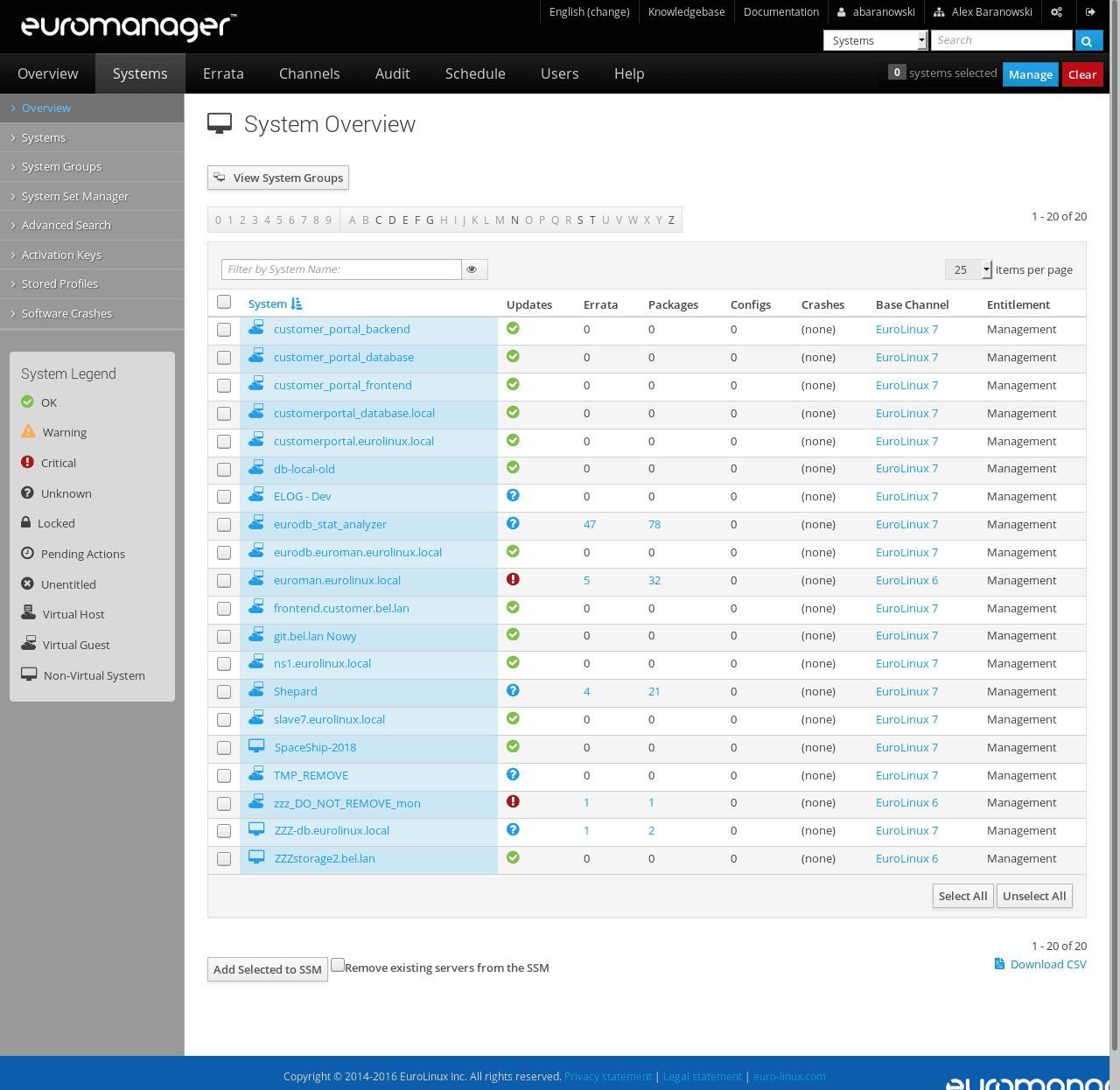 9 enterprise linux