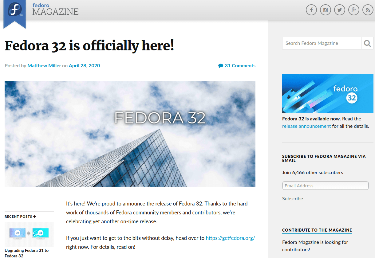61 things to do after installing fedora