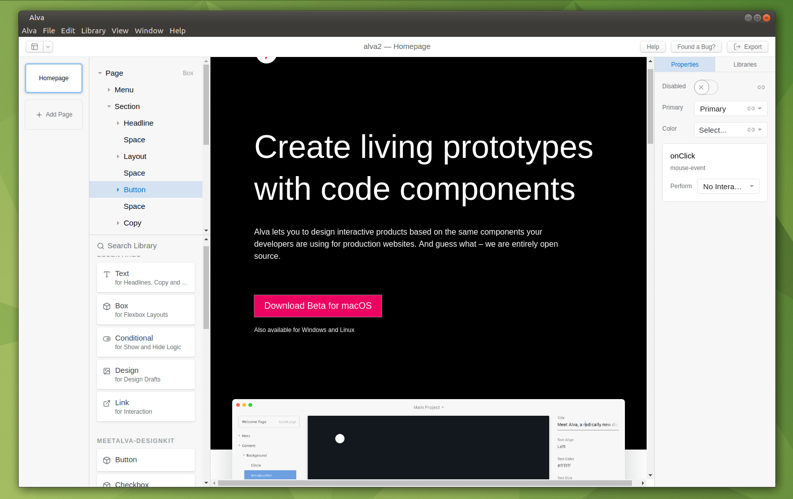 open source prototyping tool 3 May 1, 2020