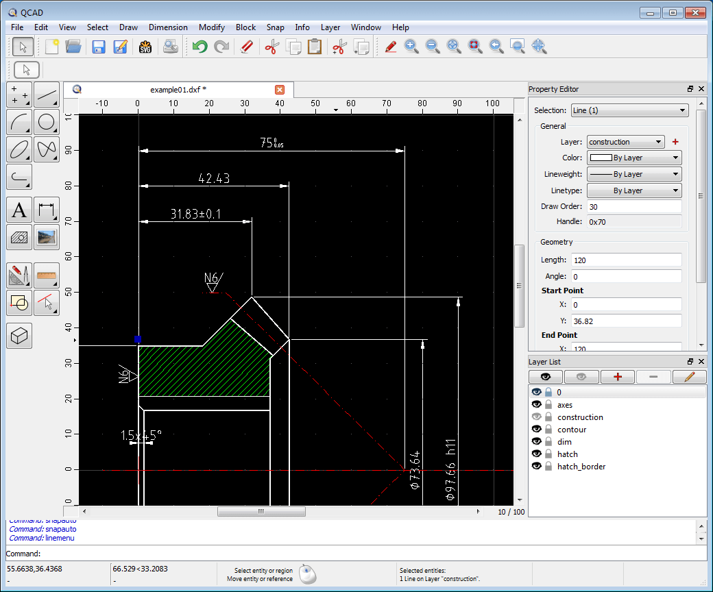 5 open source cad program