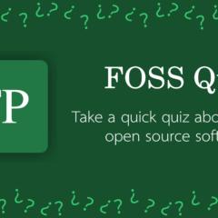 FOSS Quiz 15 December 22, 2020