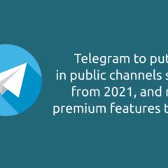 Telegram 137 December 23, 2020