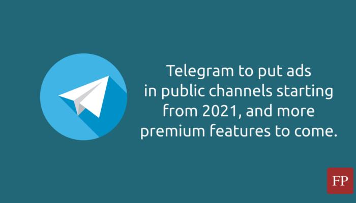 Telegram 14 December 23, 2020