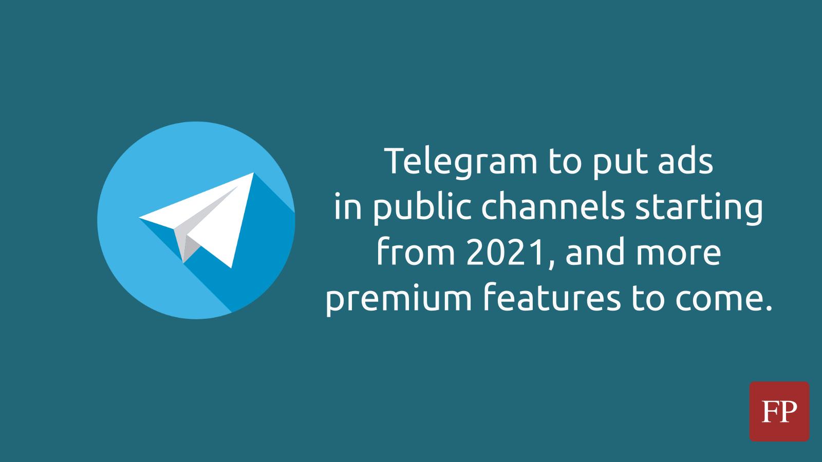Telegram 3 December 23, 2020